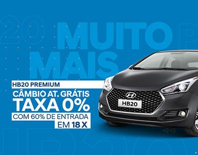 Hyundai Cordial | Campanha Agosto 2019