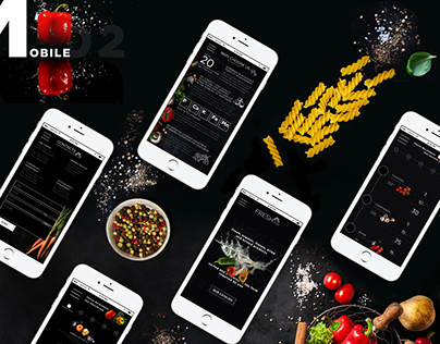 Fresh Food redesign