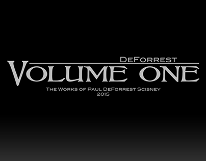 DeForrest: VOLUME ONE