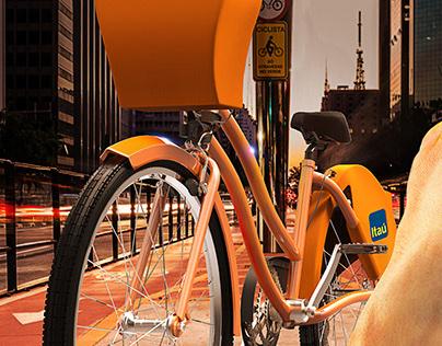 Bike Sampa Itaú