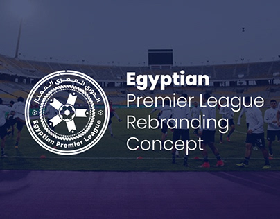 Egyptian Premier League Rebranding Concept
