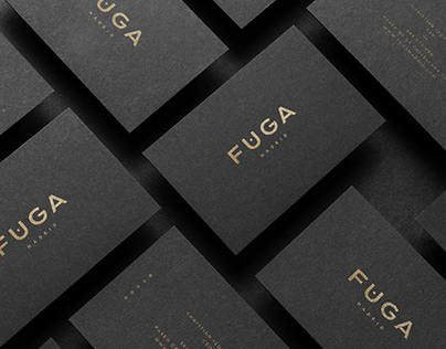 FUGA Restaurante . Branding
