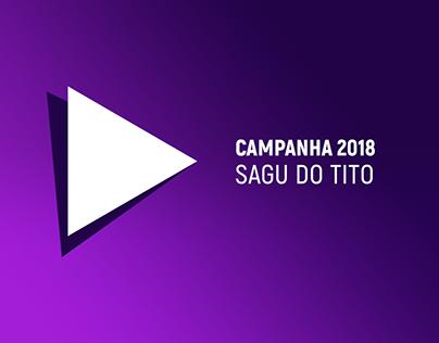 Sagu do Tito - Campanha 2018