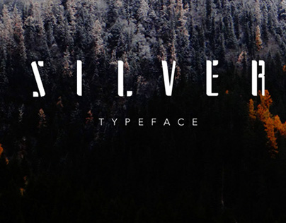 Silver Typeface_