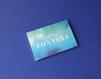 Fontana Hotel, Branding