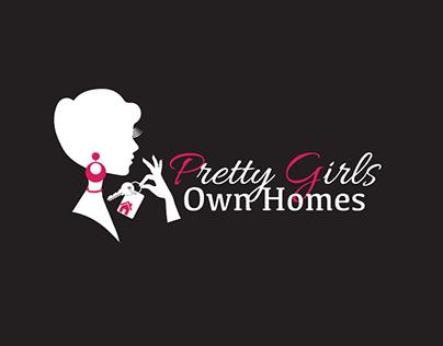 Pretty Girls own homes logo