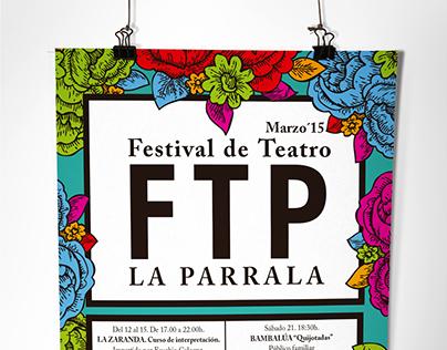 Festival Teatro La Parrala