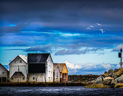 Artistic Interpretation of Landscapes in Norway