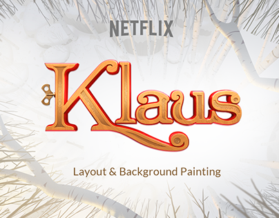 KLAUS | Layout & Background Painting