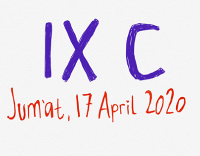 IX C (17 April 2020)