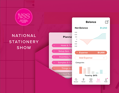 National Stationery Show (NSS) – Concept Prototype