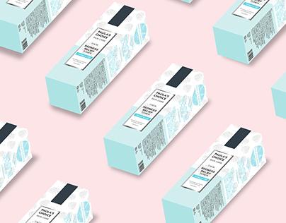 【包裝設計】品牌再設計/包裝設計練習