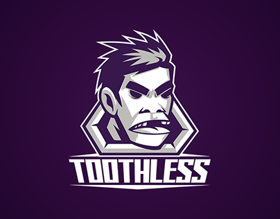 Toothless Tribe logo and jersey design