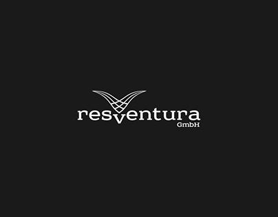 resventura GmbH - Logo, BC, Letterhead, Envelope