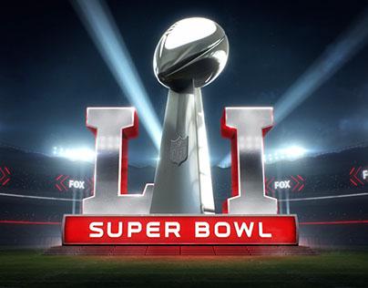 Super Bowl 51 Promo Elements