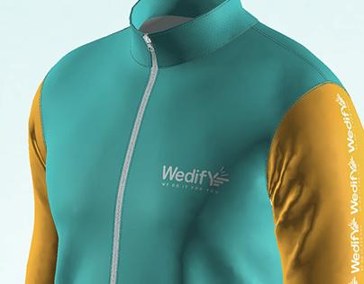 Wedify branding project