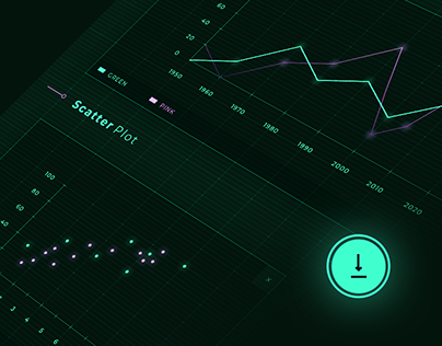 Free Cyberpunk Charts For Sketch