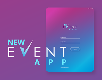 New Event App
