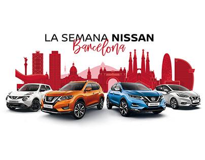 Semana Nissan Barcelona