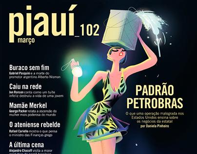 COVER - REVISTA PIAUÍ
