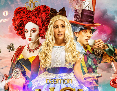Alice in Wonderland - Daemon