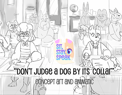 Don't Judge A Dog By Its Collar