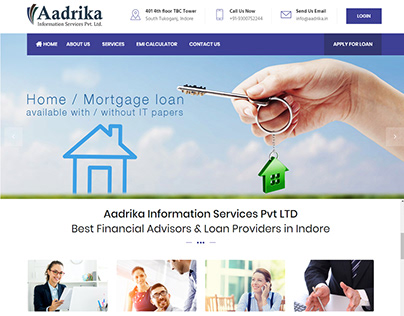 Aadrika information services PVT. LTD