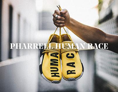 PHARRELL HUMAN RACE
