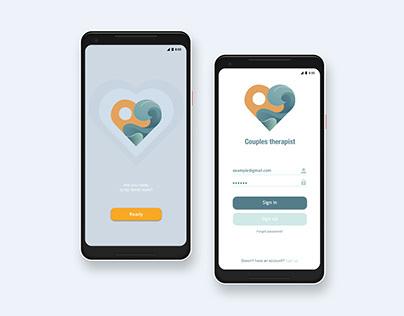 Profile Page - Mobile App UI/UX