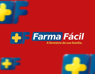 Identidade Visual - Farma Fácil