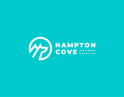 Hampton Cove Animal Hospital - Logo and Brand Identity
