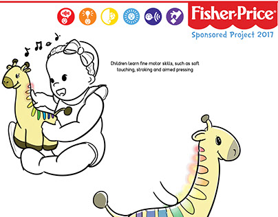 Fisher Price Sponsored Project - Concepting