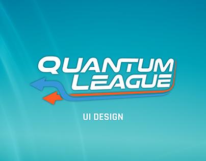 Quantum League UI
