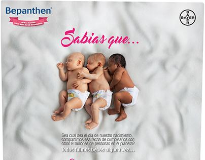 Bepanthen - Campaña