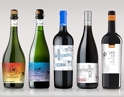 LJW » Etiquetas para vinos