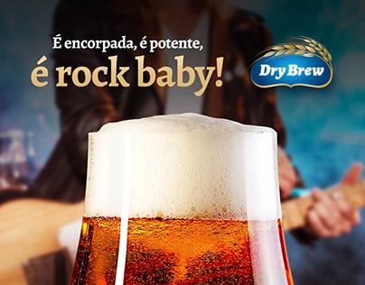 Social Media - Extrato de Malte Dry Brew
