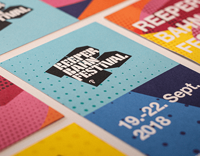 Reeperbahn Festival 2018 Visual Identity