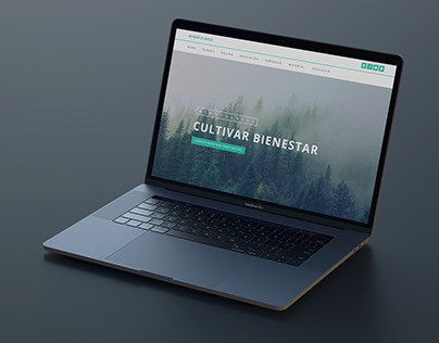 CULTIVAR BIENESTAR (Institutional Website)