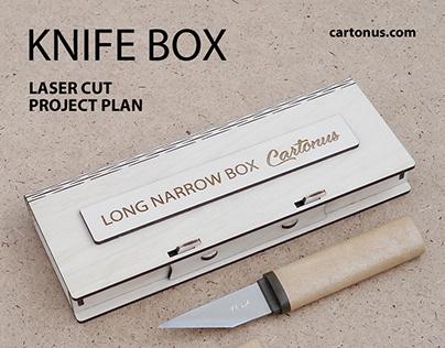 Long narrow box