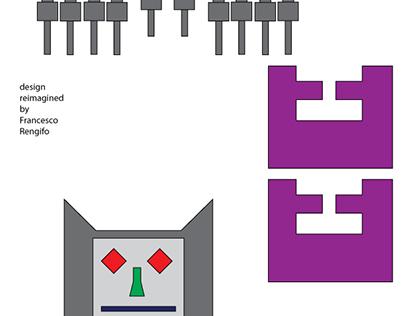 Paper Transformers: Menasaur