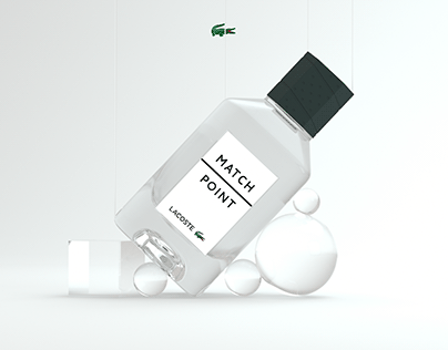 LACOSTE : MATCH POINT