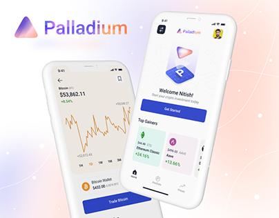 Crypto Exchange Trading App • UI UX Design