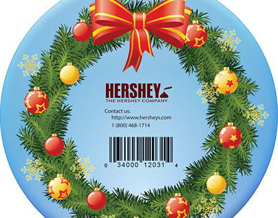 Packaging Design for Hershey's