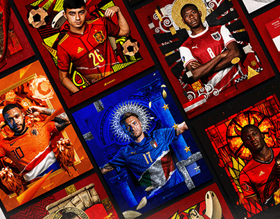 EURO 2020 Posters