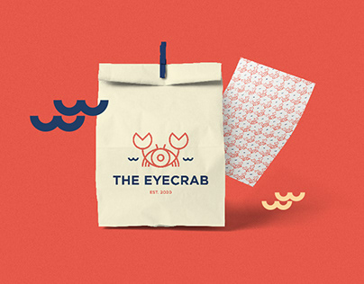 The Eyecrab - Branding