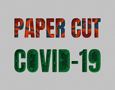 Papercut Covid-19