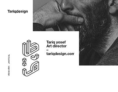 Personal brand tariqdesign