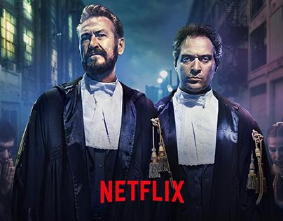 Rimetti a noi i nostri debiti - Netflix Official Poster