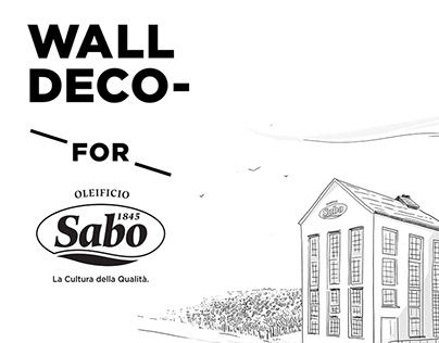 SABO Wall Decoration