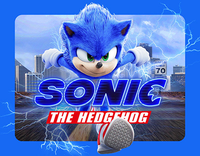 Sonic the Hedgehog - Digital Ads
